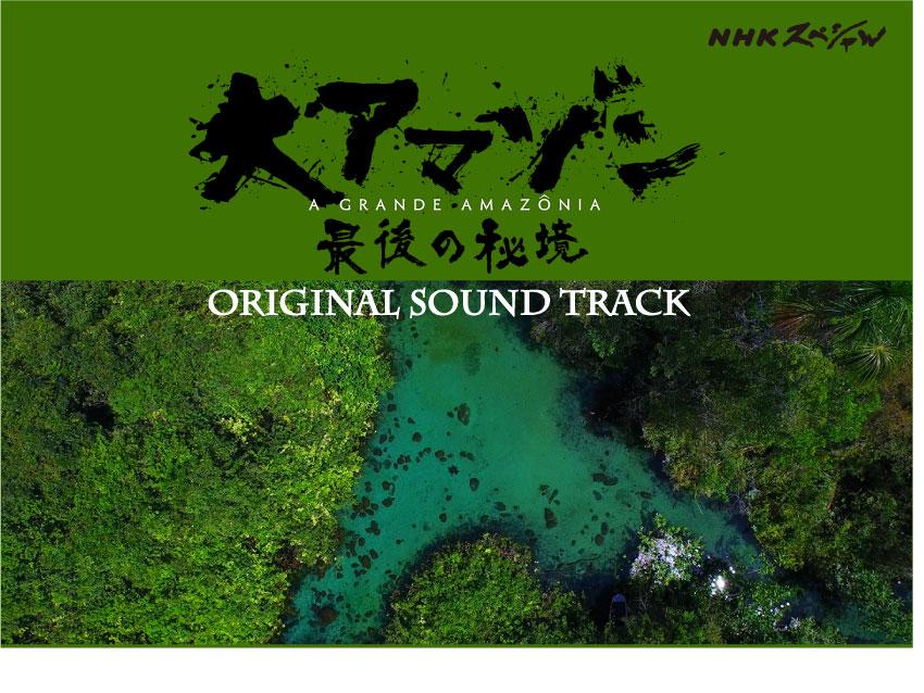 NHKスペシャル「大アマゾン最後の秘境」サウンドトラックCD